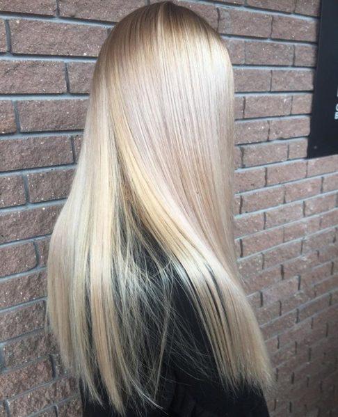 Blond-сессия
