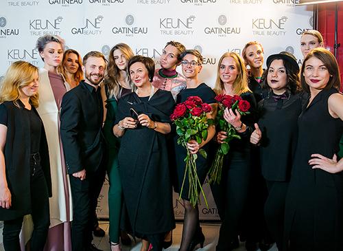 Презентация Keune Haircosmetics в Дизайн-Холле